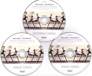 CD Lezioni di danza in musica