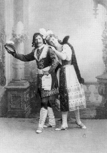 423px-Swan_Lake_-_Hungarian_Dance_-Lead_Couple_-Marie_Petipa_&_Alfred_Bekefi_-1895