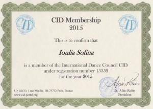 cert.CID 2015