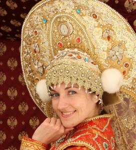 костюм русский