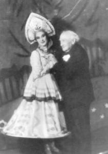 Anna Pavlova, Enrico cecchetti